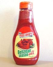 Picture of Marie Sharp's Belizean Season All - 10 oz. squeeze Bottle
