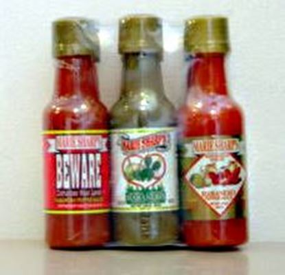 Picture of Dr. Chile's POPULAR MINI 6 PAK Sampler