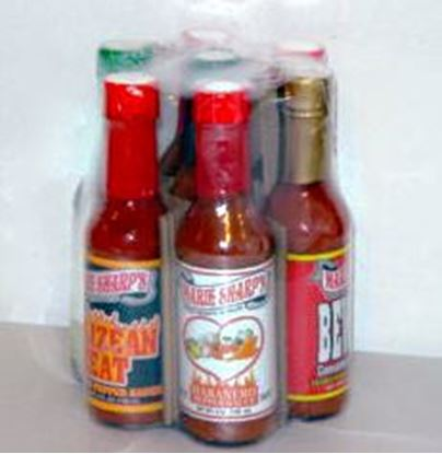 Picture of Dr. Chile's RED SAUCE SAMPLER PACK