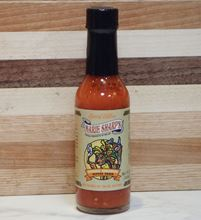 Picture of Marie Sharp's Smoked Habanero Pepper Sauce 5 oz Bottle