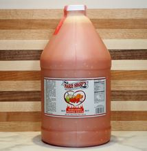 Picture of Marie Sharp's - (HOT) Habanero Pepper Sauce - Gallon Jug-