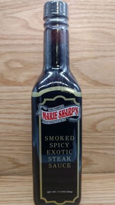 Picture of Marie Sharp's Smoked Spicy Exotic Steak Sauce